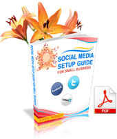 Social Media Setup Guide - Twitter, Facebook and LinkedIn