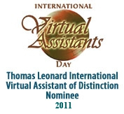 OIVAC Virtual Assistant Award Nomination