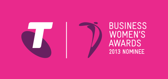 Telstra Business Women's Awards 2013 Nominee