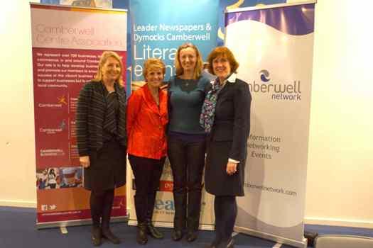 Social media speaking forum in Camberwell