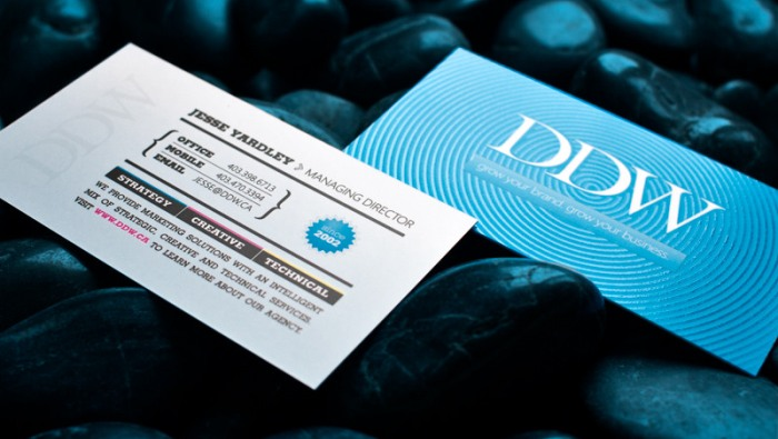 Six strategies for designing a business card with shareability