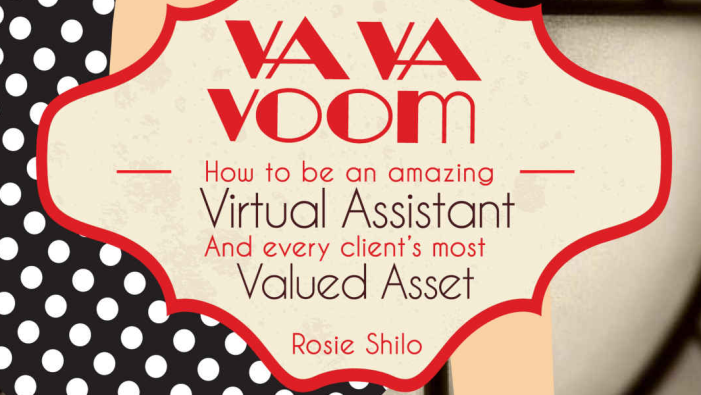 What's this VA VA VOOM book that's getting rave reviews?