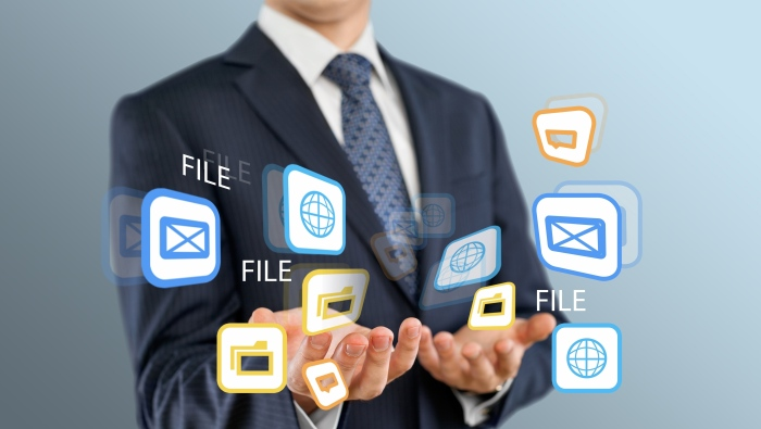 Even paperless offices need a virtual filing system