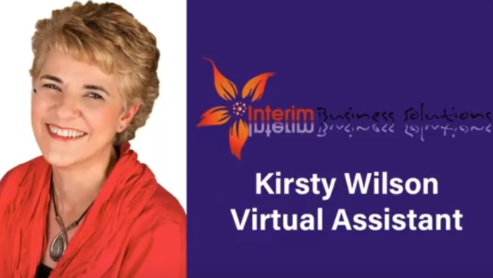 Engaging a virtual assistant: My interview with Jane Anderson